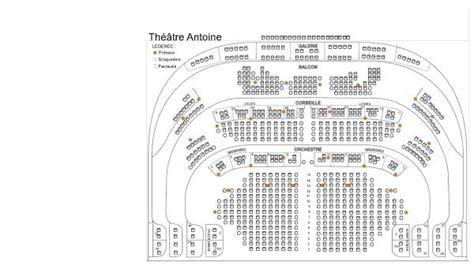 plan de salle theatre antoine billets gaspard proust theatre antoine du 21 sept au 31 d 233 c 2017 humour et one wo