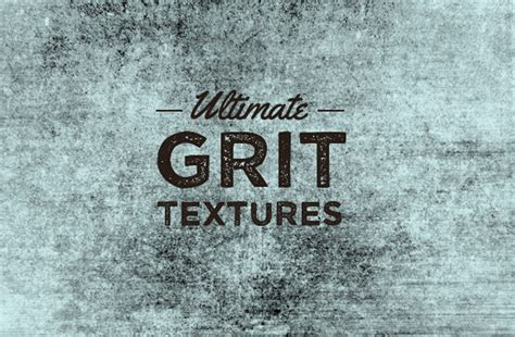 ultimate grit texture collection wegraphics
