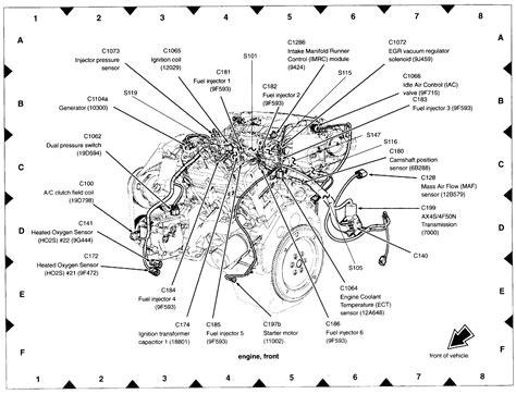 Ford Tauru Engine Sensor Wiring Diagram by 1998 Ford Taurus Engine Sensor Diagram Downloaddescargar
