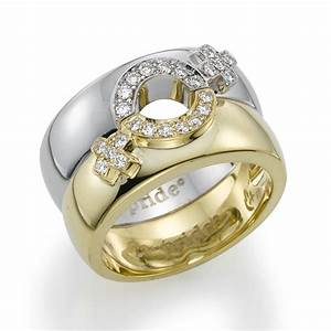 Gold diamond ring skyrim hd engagement rings white and for Gold and white gold wedding rings