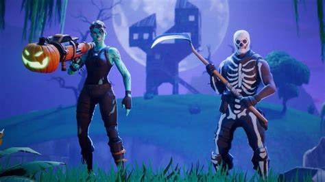 Fortnite's Halloween Event Start And End Times Revealed