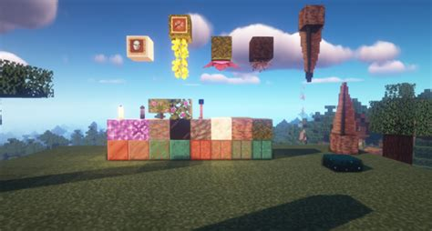 Minecraft Caves And Cliffs Update Mcreator