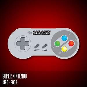 Super Nintendo Controller by deebeeArt on DeviantArt