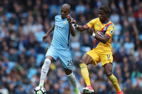 Man City Vs Crystal Palace 2017 / Manchester City ...