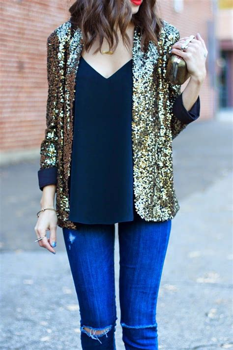 1000+ ideas about Sequin Blazer on Pinterest | Sequin ...