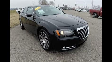 2013 Chrysler 300s by 2013 Chrysler 300s Black Luxury Car Sport Look