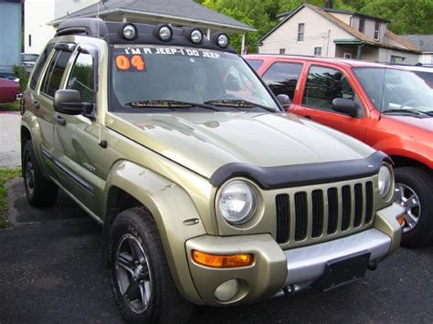 lowered jeep liberty 2004 jeep liberty renegade for sale 52 used cars from 3 719