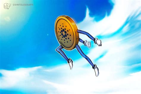 Cardano is now a top-three cryptocurrency as ADA price ...