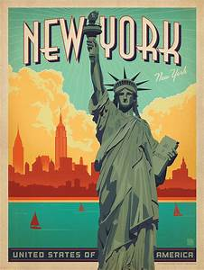 New York Poster : anderson design group studio store diy ~ Orissabook.com Haus und Dekorationen