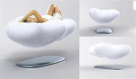 Cloud Levitating Sofa by Floating Cloud Diary By Dr Prem A