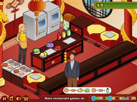 jeu de cuisine hamburger jouer à burger restaurant 3 jeux gratuits en ligne avec