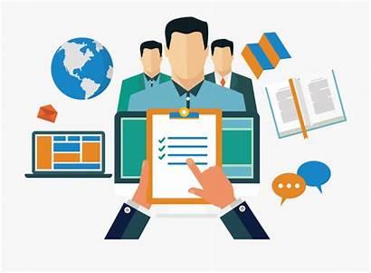 Job Employment Clipart Fair Recruitment Career Jobs