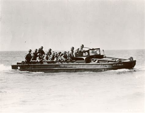 Ww11 Duck Boats For Sale by The History Of Our Dukws World War Ii D Day Landings
