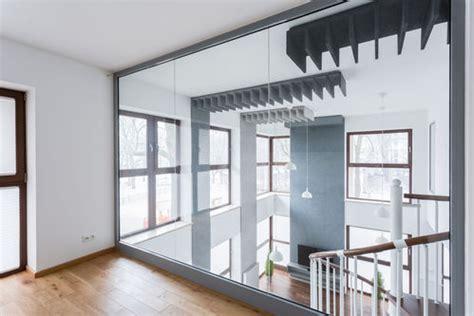 mur miroir ooreka