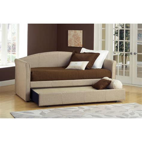 daybed that looks like a sofa celeste twin daybed with trundle beige tweed furniture