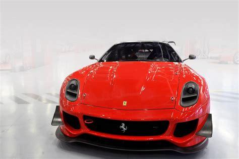 Ferrari Reveals Special Auction Items For Earthquake