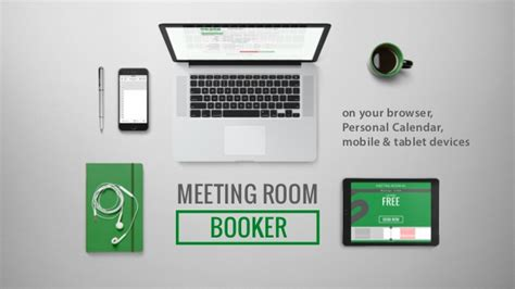 Advanced Room Booking System