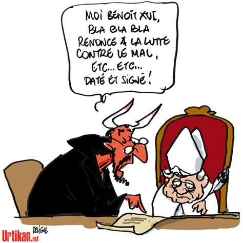 dessin de deligne la d 233 mission du pape beno 238 t xvi prend effet ce jeudi urtikan net