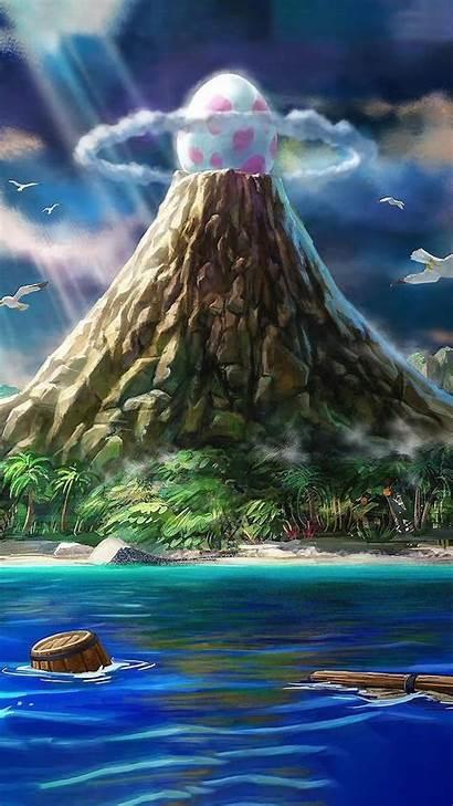 Awakening Zelda Link Phone Wallpapers Remake Legend