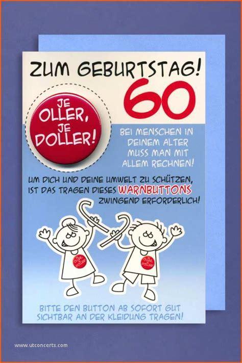 spr 252 che zum 60 geburtstag lustig frau kurz best gru 223 karte
