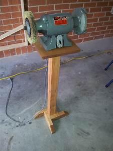 PDF DIY Bench Grinder Pedestal Stand Plans Download bench