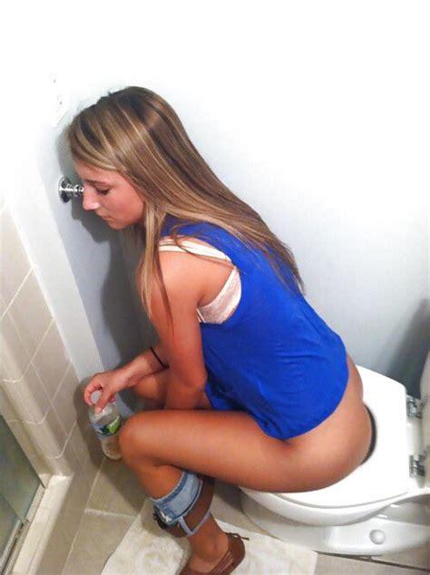 Solo Teen Public Toilet