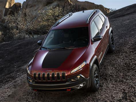 jeep cherokee red trailhawk wallpaper   jeep