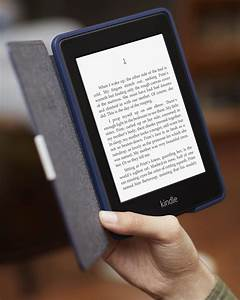 Amazon Unveils Kindle Paperwhite With Front-Lit Display