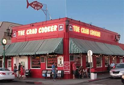 Crab Cooker Beach Newport California Clam Chowder