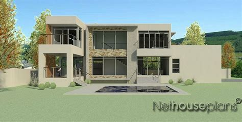 bedroom house plan double storey house plans south africa house floor architectural designs