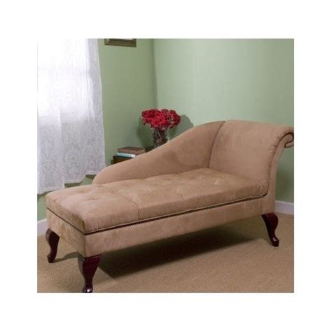 chaise lounge sofa with storage chaise chair lounge sofa with storage for living room or