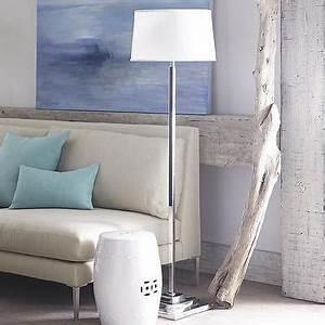 x chrome floor lamp cb2 With x chrome floor lamp cb2