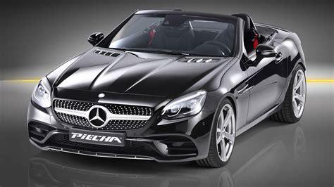 piecha design mercedes benz slc wallpaper hd car