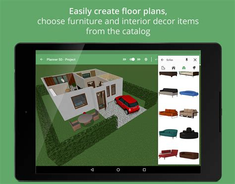 Planner 5d  Home & Interior Design Creator  Android Apps