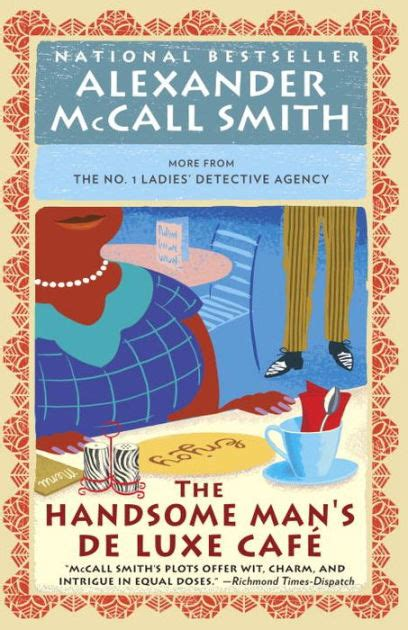the handsome s de luxe caf 233 no 1 detective agency series 15 by mccall