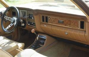 Factory 4 Speed 1977 Ford Granada Sports Coupe