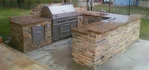 bbq outdoor kitchen islands bbq islands contractor denver custom outdoor kitchen masonry
