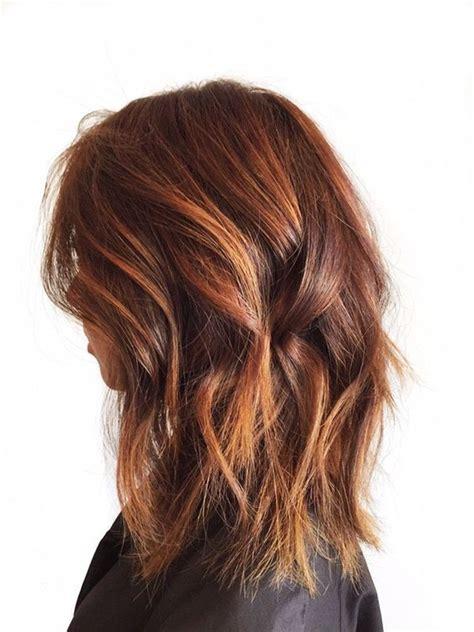 ombre hair marron caramel tendance printempsete