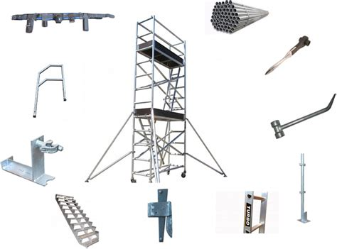 What Are The Different Types Of Scaffolding In