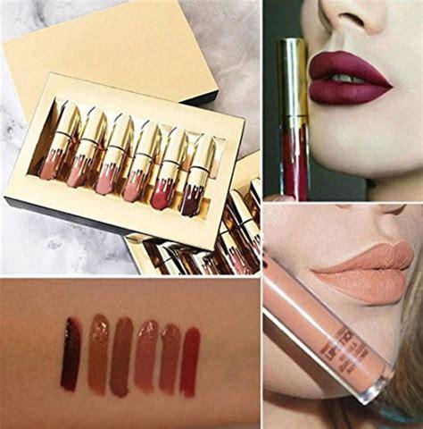 lippenstift matt machen lippenstift matt huihui 6 pcs lipstick sch 246 nheit lippe gloss lasting moisturizing