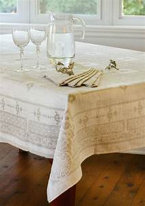 Nappe En Lin 62quotx 100quot Et 8 Serviettes De Table Pur