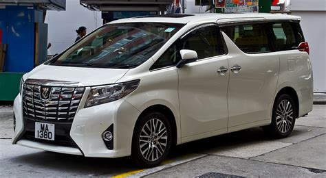 Toyota Alphard Picture by Toyota Alphard