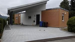 Flying Spaces Anbau : ein flyingspace mit carport anbau als schwimmbad ersatz schwoererblog ~ Markanthonyermac.com Haus und Dekorationen