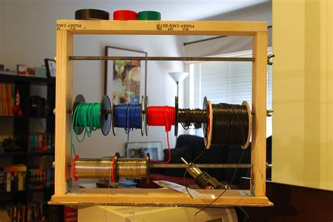 cablewire spool holder put   basic wire spool