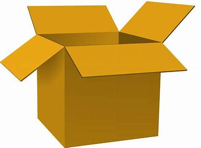 Box Opened Clipart Svg Sign