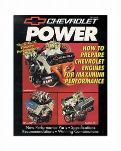 Chevrolet Power Book  Gm Performance Motor
