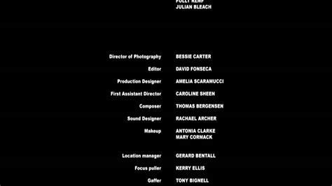 tv credits template movie credits template playbestonlinegames