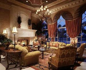 20, Amazing, Living, Rooms, With, Tuscan, Decor