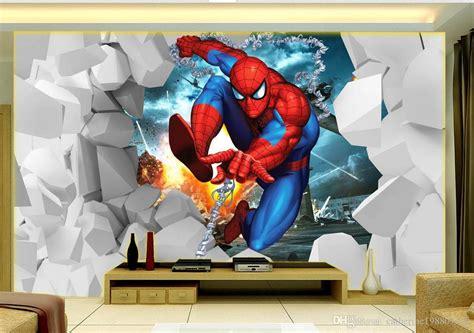 custom  beautiful dynamic childrens room tv wall