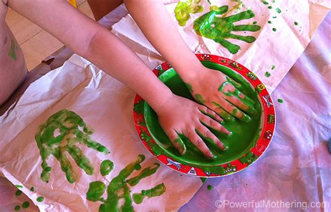 homemade paint  squeeze bottle painting  kids art